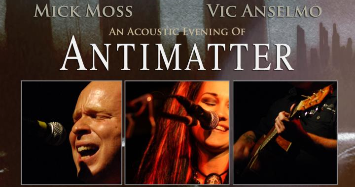 Onrust Tribute pt. 1 | Antimatter feat. Mick Moss and Vic Anselmo!