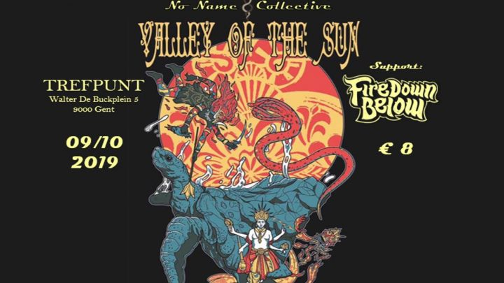 NNC w/ Valley of the Sun (USA) + Fire Down Below