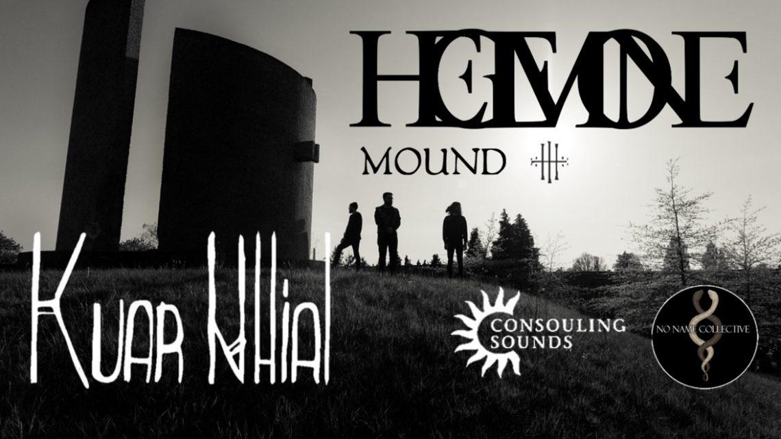 NNC w/ Hegemone, Kuar Nhial, Mound