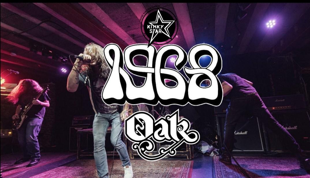 NNC: 1968 + Oak (UK)