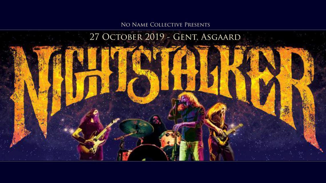 Presales NNC w/ Nightstalker (GR) + tba (27/10/2019)