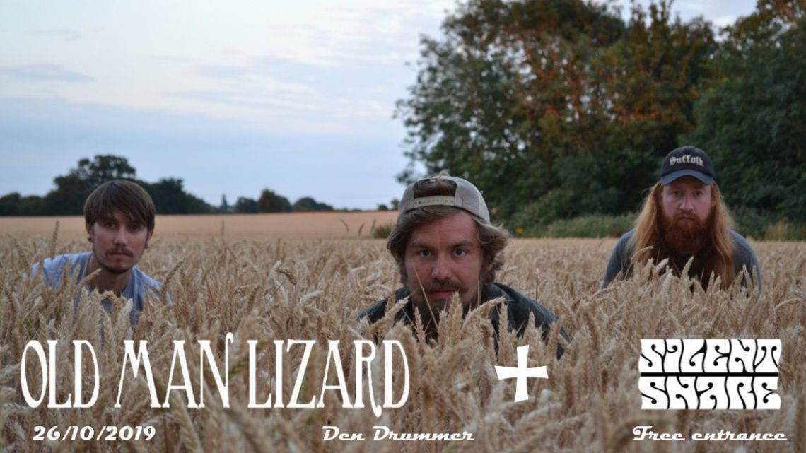 NNC: Old Man Lizard (UK) + Silent Snare