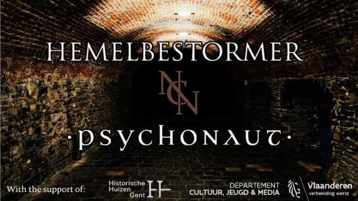 NNC w/ Live Stream: Hemelbestormer + Psychonaut in the Crypts of St-Peter's Abbey